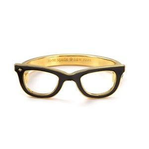 KATE SPADE~goreski glasses~BANGLE BRACELET